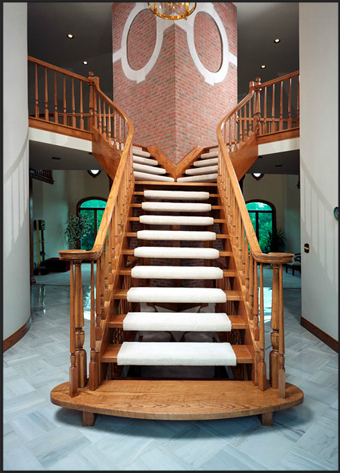Team Up With ASP For Your Custom Stair Design Today.